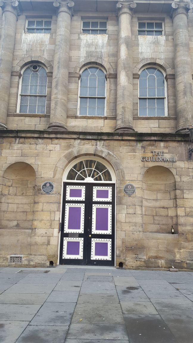 Newcastle Guildhall Tour and Newcastle Castle Open Day