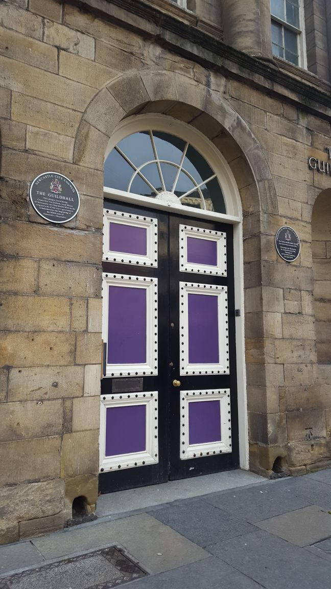 20161210 101645 - Newcastle Guildhall Tour and Newcastle Castle Open Day