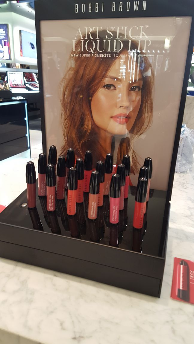 20170307 130427 - Introducing Havana Brights make up collection by Bobbi Brown