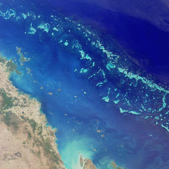 GreatBarrierReef EO - Fifteen Things To Do In Australia!