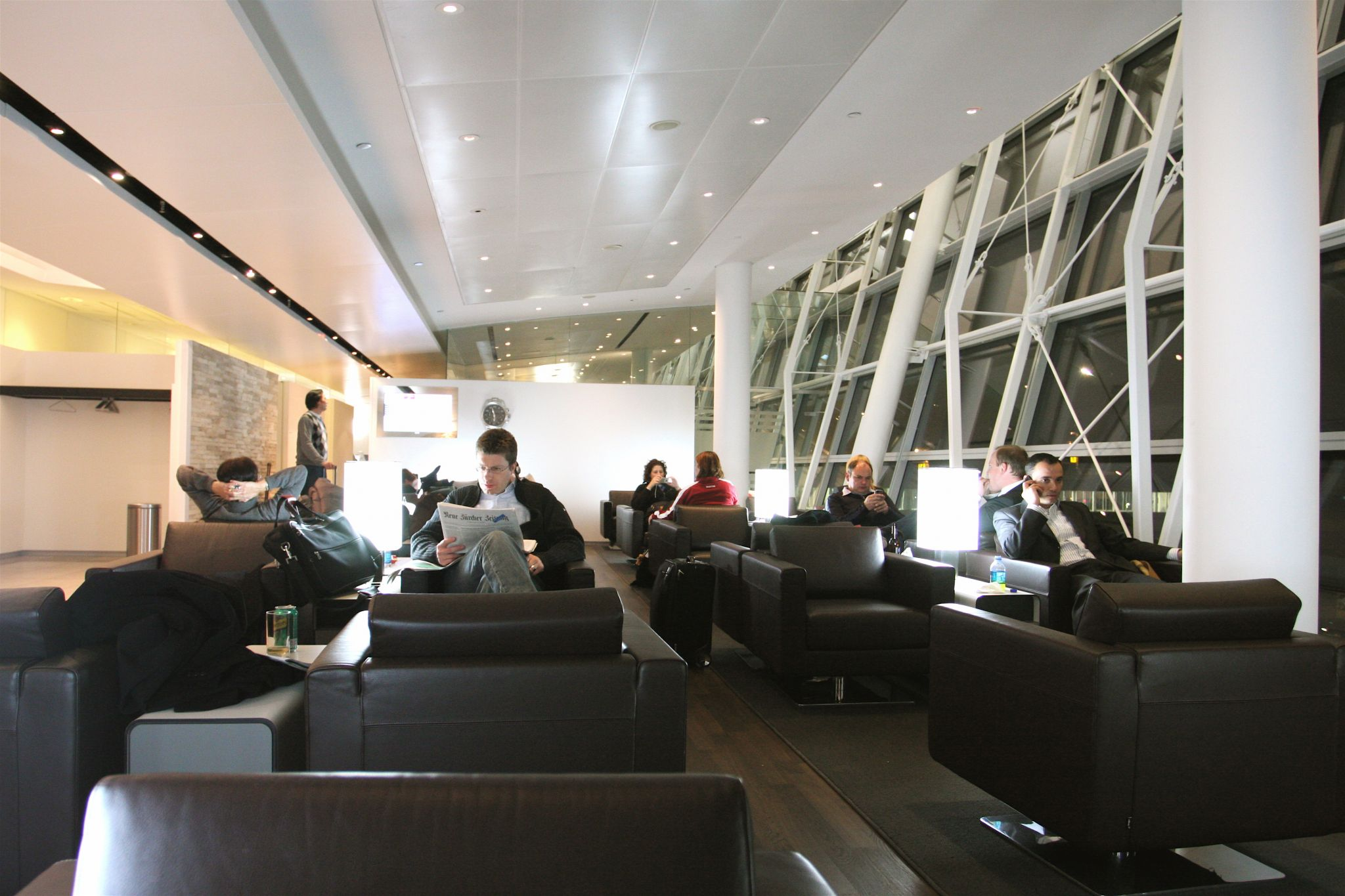 JFK Airport   Swiss International Air Lines Lounge 3119117626 1440x960 - Take The Stress Out Of Airport Travel With These 3 Handy Tips