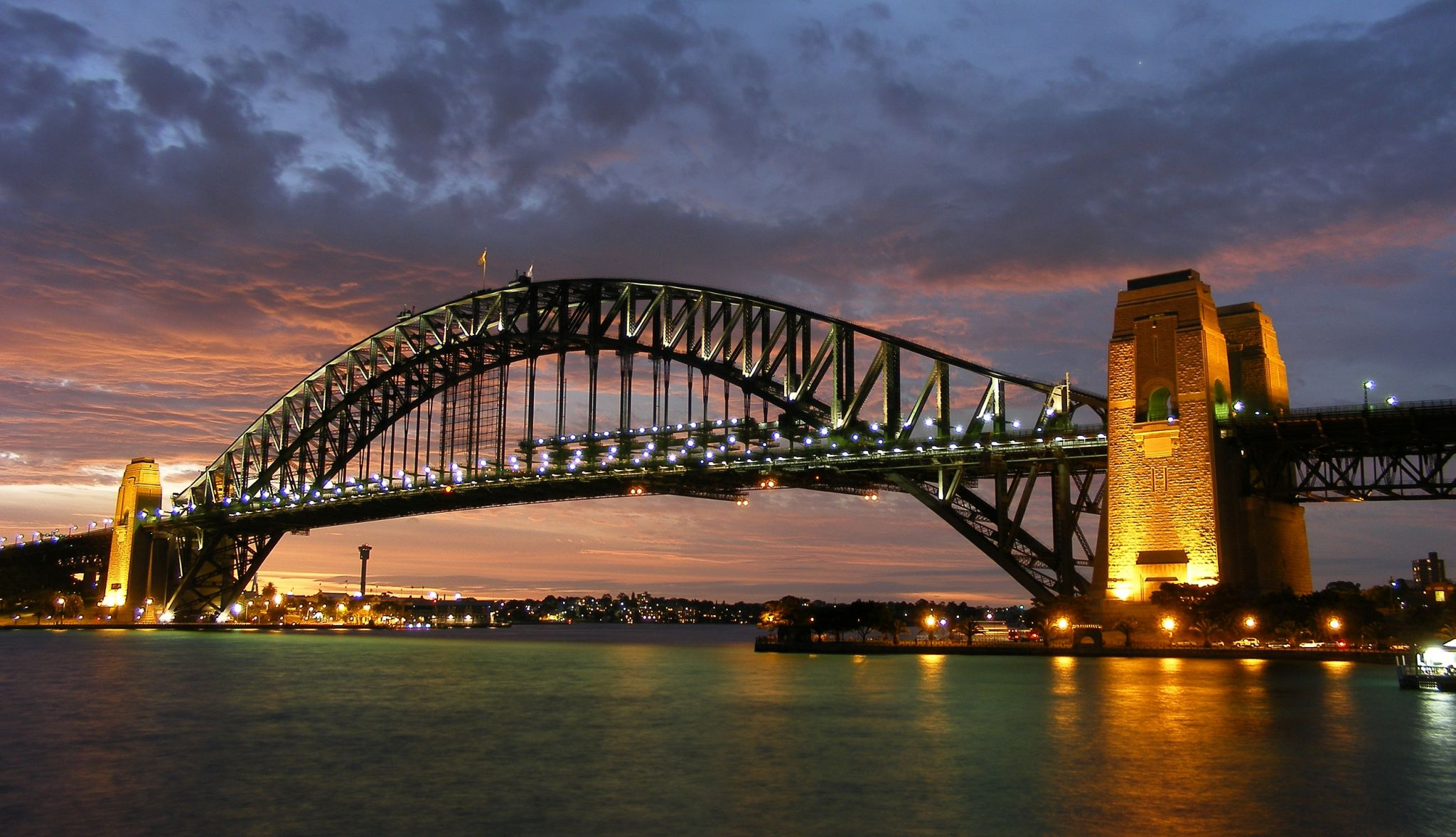 Sydney harbour bridge new south wales 1440x828 - Fifteen Things To Do In Australia!