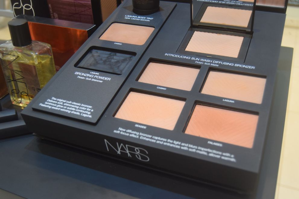 DSC 2417 - Nars Exclusive Workshops: Sun Wash Diffusing Bronzer Collection