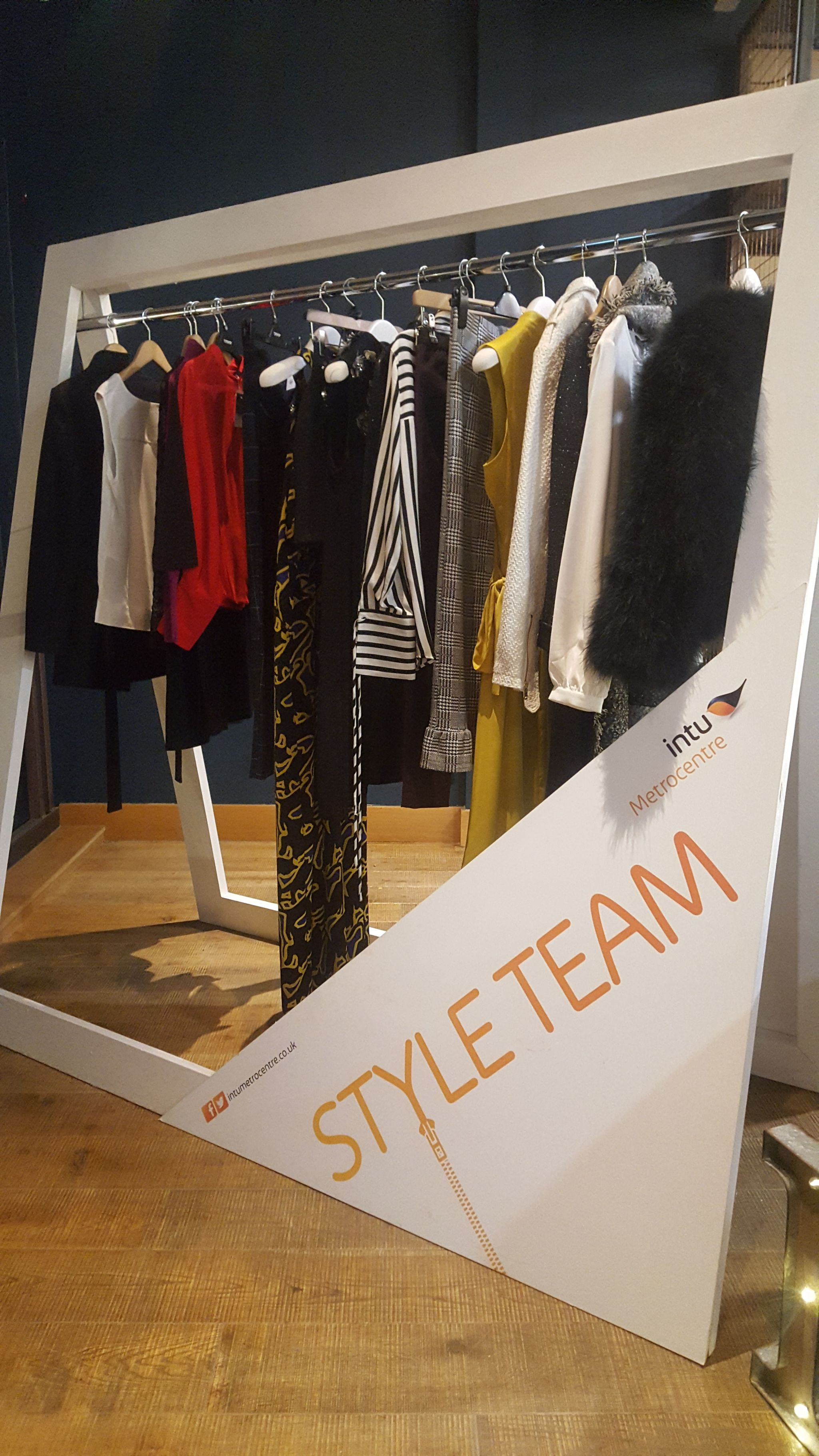 Intu POwer dressing style event