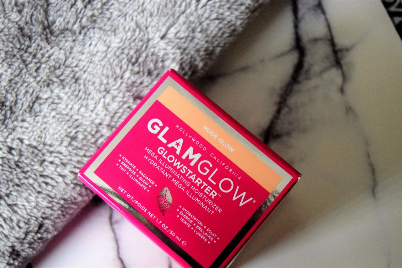 Glamglo moisturiser