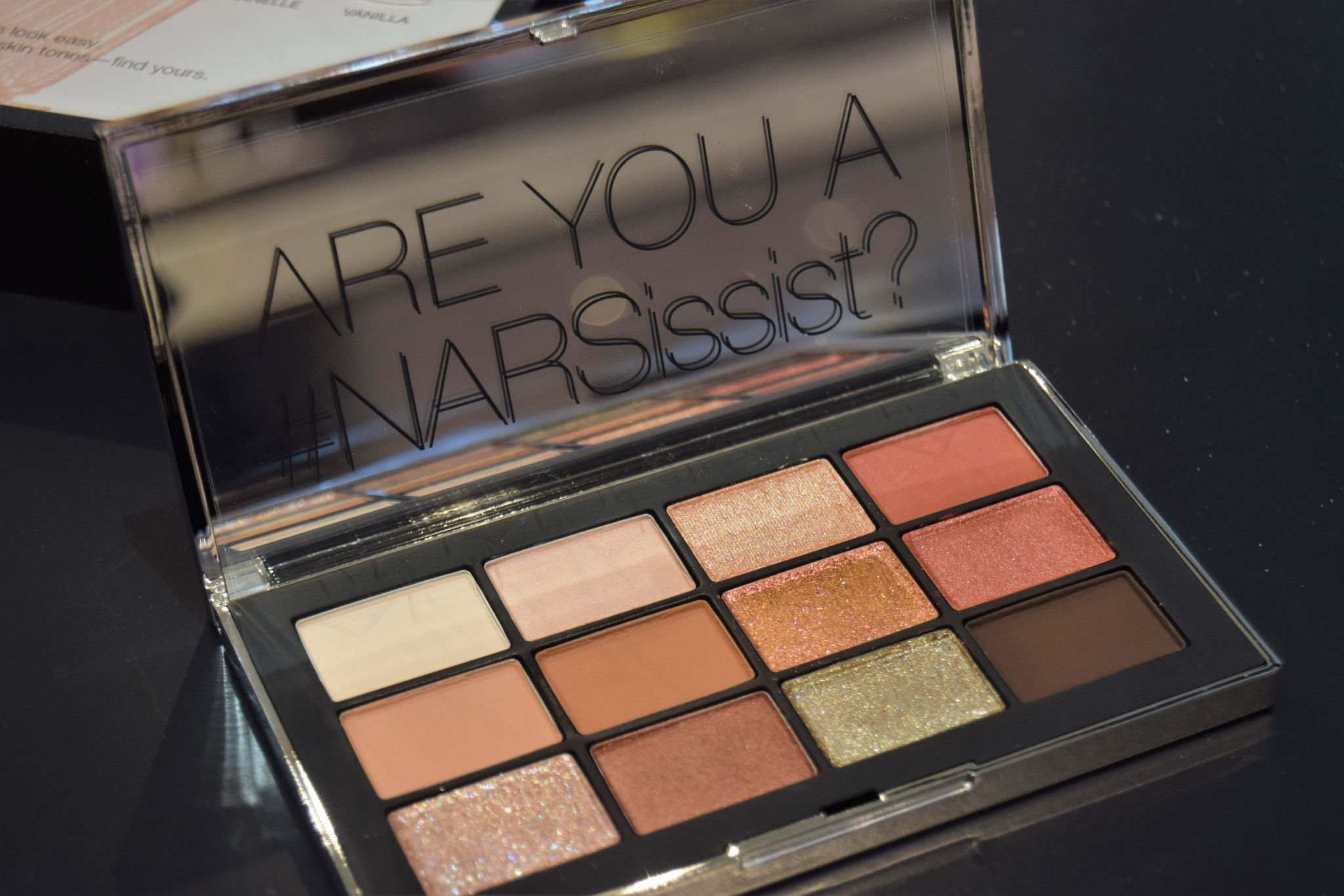 Nars wanted palette
