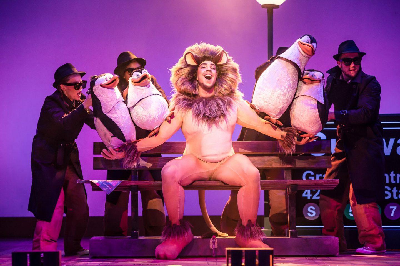 Madagascar The Musical Comes To Sunderland
