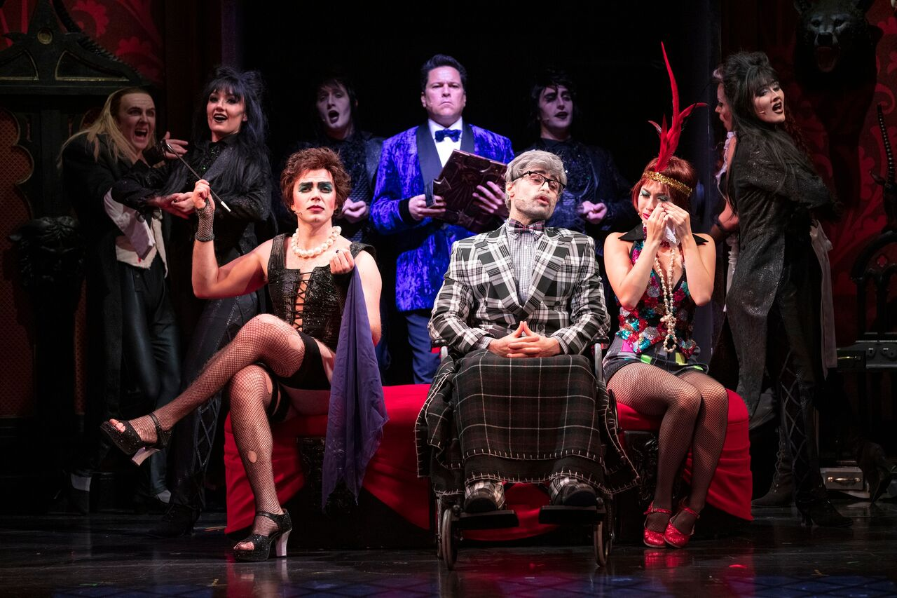 eO4Y0rLB - The Rocky Horror Show: Sunderland Empire