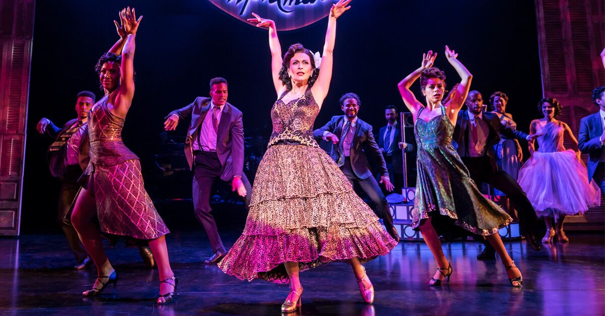 On your feet west end musical