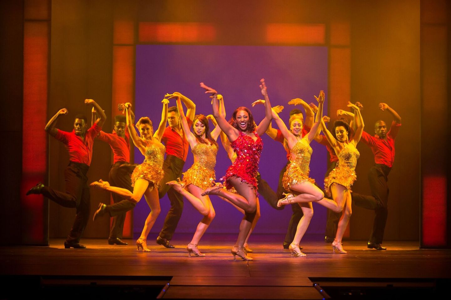 the bodyguard 2 1440x959 - The Bodyguard The Musical; Sunderland Empire Theatre