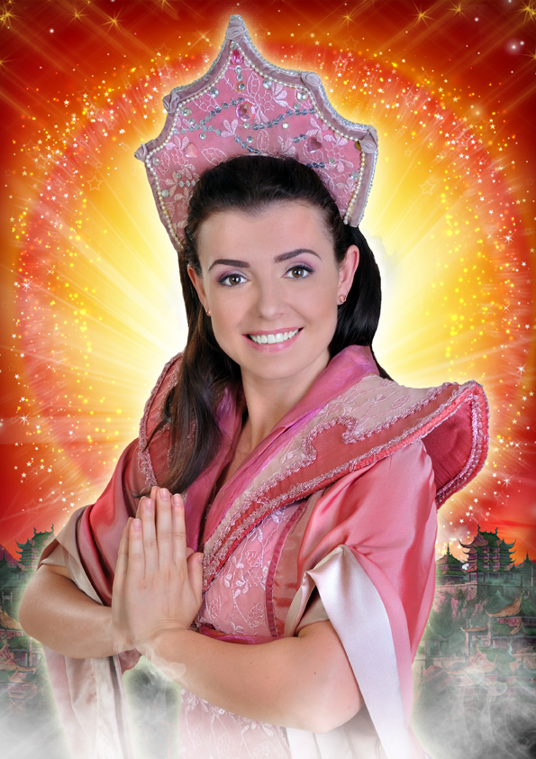 HannahWales PrincessJasmine Aladdin Newcastle@72dpi - 3 Wishes with Aladdin at Tyne Theatre 2019