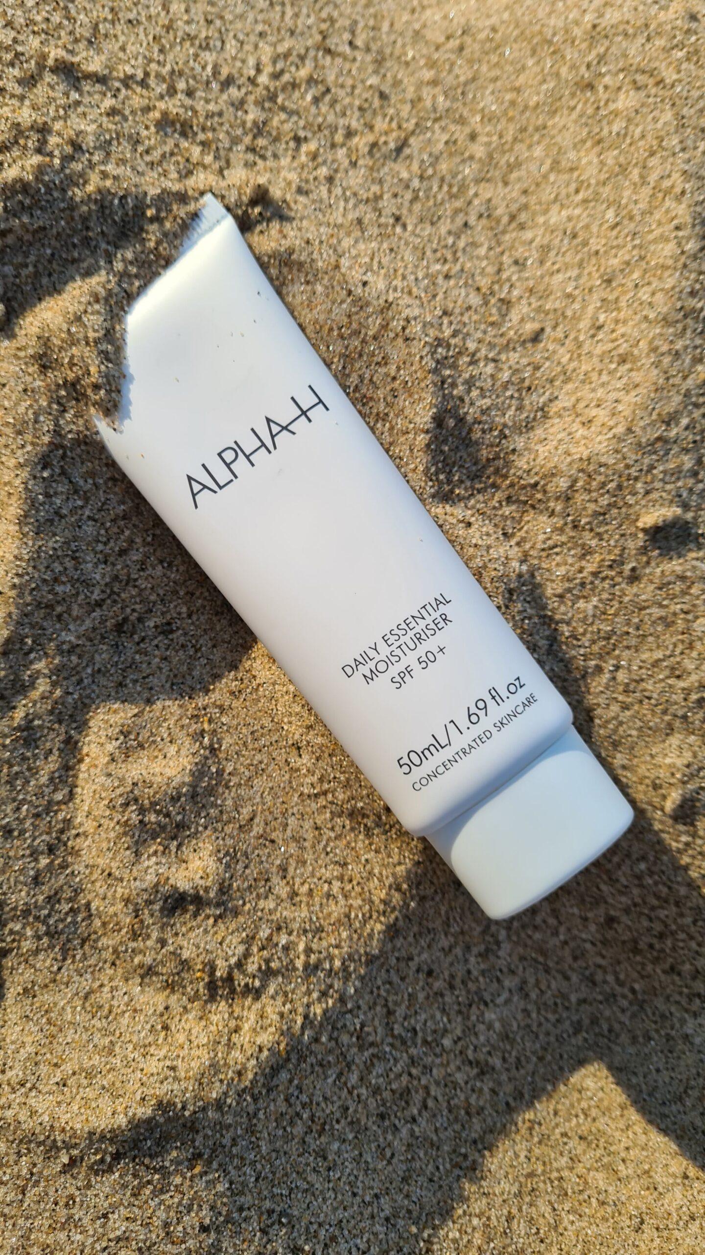 Alpha-H moisturiser with SPF