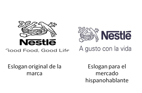 eslogan nestle transcreación