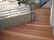 Balkon Bangkirai Fläche 2