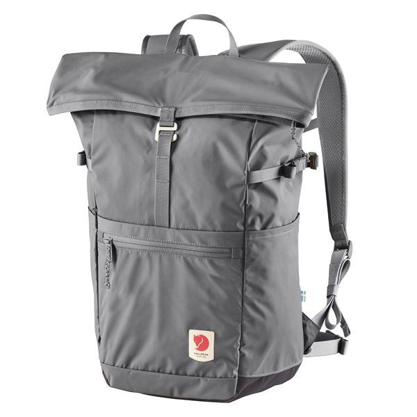 FJALL RAVEN FJALL RAVEN High Coast Foldsack 24 Backpack - Dark Grey - Gemorie