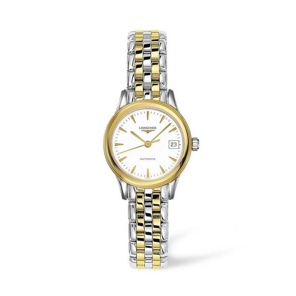 LONGINES FLAGSHIP 26MM STAINLESS STEEL/PVD AUTOMATIC - Gemorie