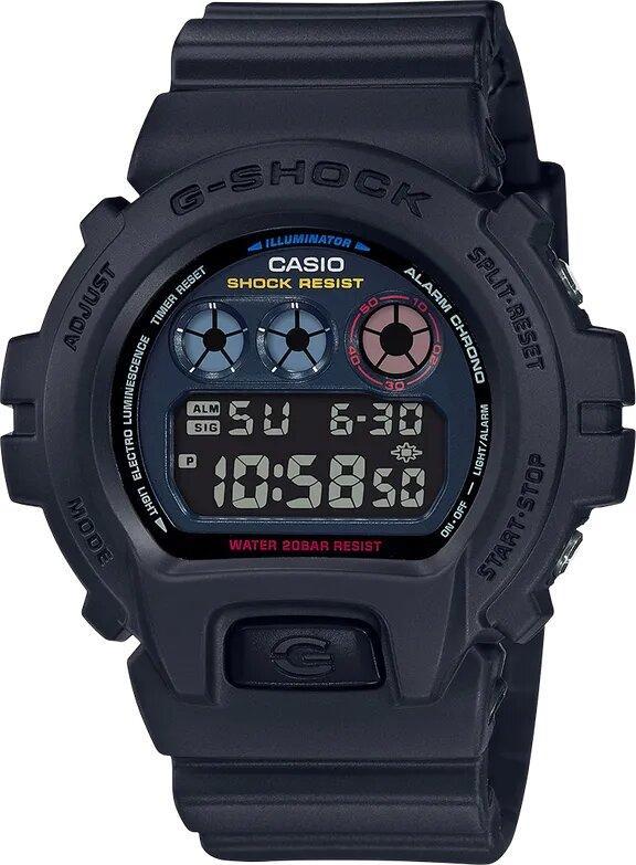G-SHOCK G-SHOCK 200M Water-Resistant Men's Digital Watch - Black - Gemorie