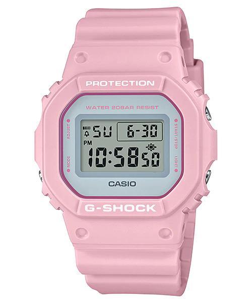 G-SHOCK G-SHOCK DW-5600SC-4- BABY PINK - Gemorie