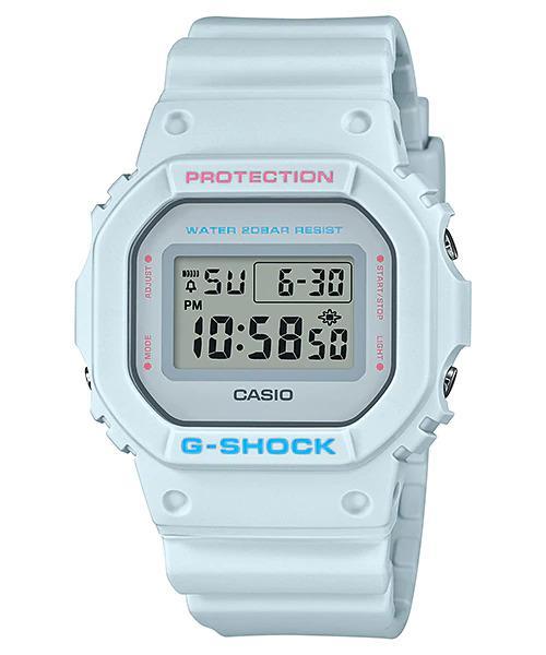 G-SHOCK G-SHOCK DW-5600SC-8 WOMEN Casio LIGHT GRAY - Gemorie