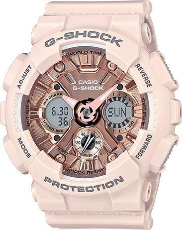 G-SHOCK G-SHOCK GMAS120MF-4A PEACH - Gemorie