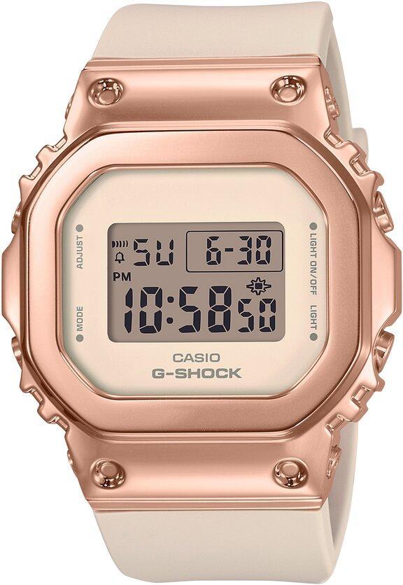G-SHOCK G-SHOCK Lightweight Shock Resistant Multi-Function Alarm Women's Watch - Multicolor - Gemorie
