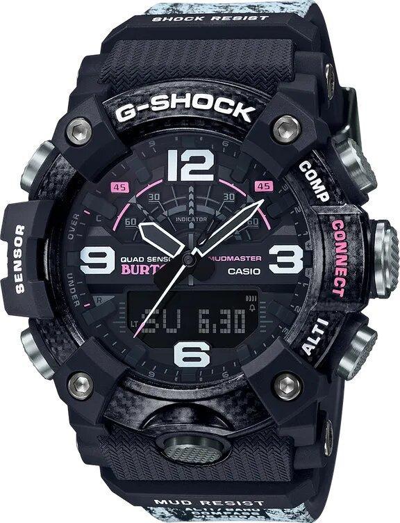 G-SHOCK G-SHOCK Limited Edition Mudmaster Women's Watch - Black - Gemorie