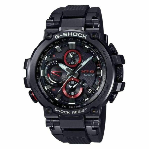 G-SHOCK G-SHOCK MT-G Men's Digital Analog Watch - Black - Gemorie