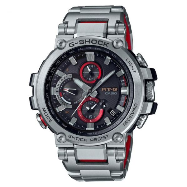 G-SHOCK G-SHOCK Stainless Steel Men's Watch - Black - Gemorie