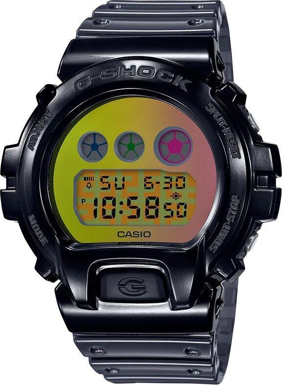 G-SHOCK G-SHOCK Water-Resistant Limited Edition Watch - Black - Gemorie