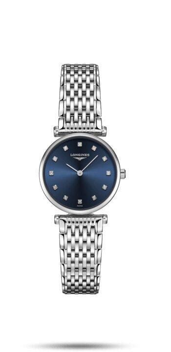 LONGINES LONGINES La Grande Classique de Longines Sapphire Crystal Watch - Stainless Steel - Gemorie