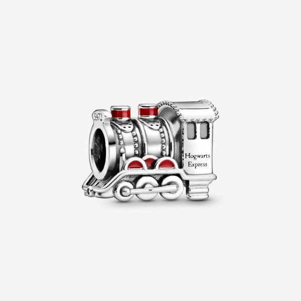 Pandora Harry Potter, Hogwarts Express Train Charm - Gemorie