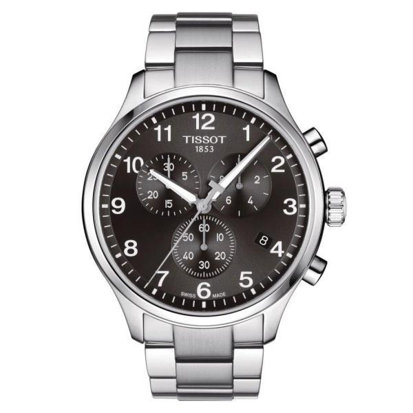 Tissot TISSOT Chrono XL Classic Multifunctional Swiss Technology Men's Watch - Stainless Steel - Gemorie