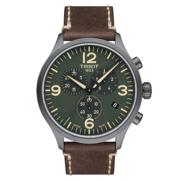 Tissot TISSOT Chrono XL Men's Watch - Brown - Gemorie
