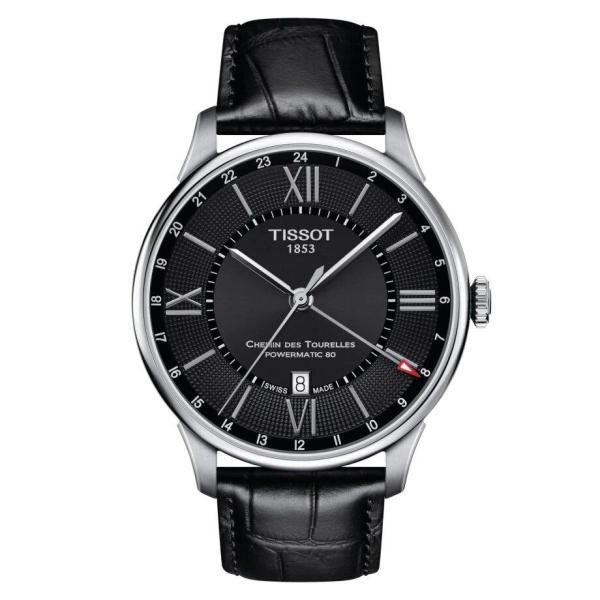 Tissot TISSOT Everytime Swissmatic Scratch Resistant Men's Watch - Black - Gemorie