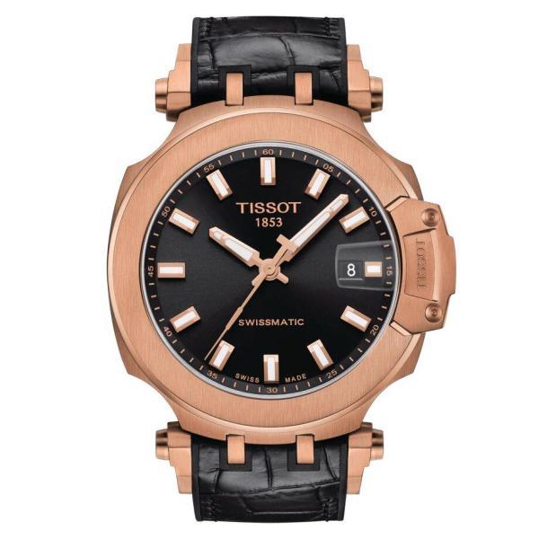 Tissot TISSOT T-Race Swissmatic Men's Watch - Black - Gemorie