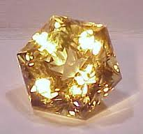 Orange Kyanite and Heliodor for Full Moon 8-20-13