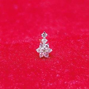 Diamond Nosepin - হীরার নাকফুল - Gems Jewellers & Gems Stone