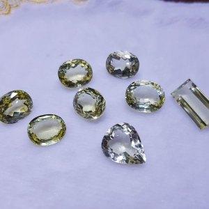 Natural Lemon Quartz - Gems Jewellers & Gems Stone