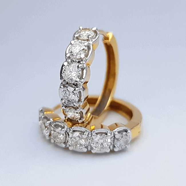 Diamond Earring (Pasha) - ডায়মন্ড বা হীরার পাশা