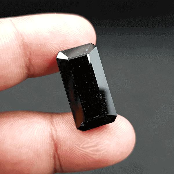 An Original Natural Brazilian Black Tourmaline Stone Price In bangladesh - অরিজিনাল ভালো মানের কালো টুরমুলিন পাথরের দাম