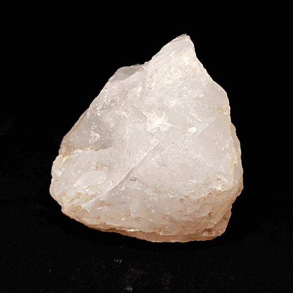 Rough Quartz Crystal Gemstone - খনিজ রাফ ক্রিষ্টাল পাথর