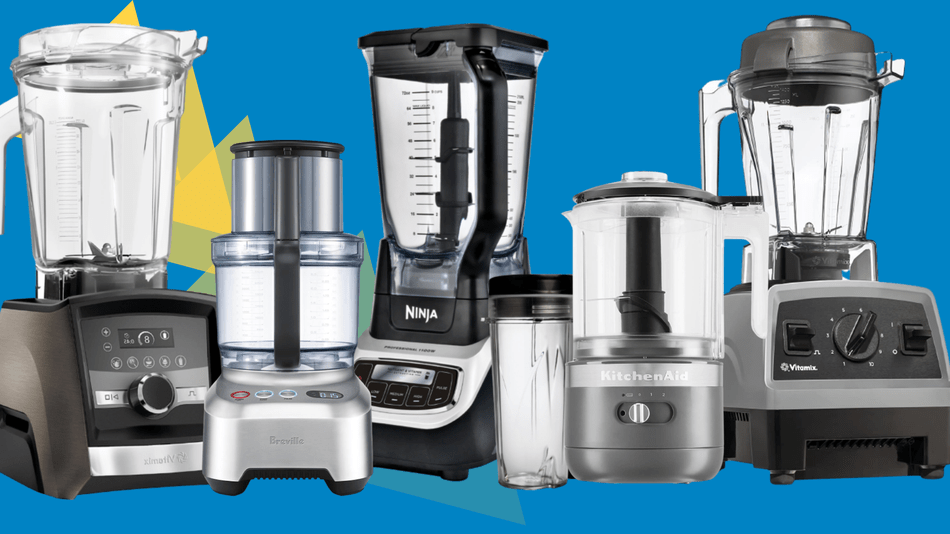 blenders-and-food-processors-are-on-sale-for-cyber-monday-—-including-ninja-and-vitamix