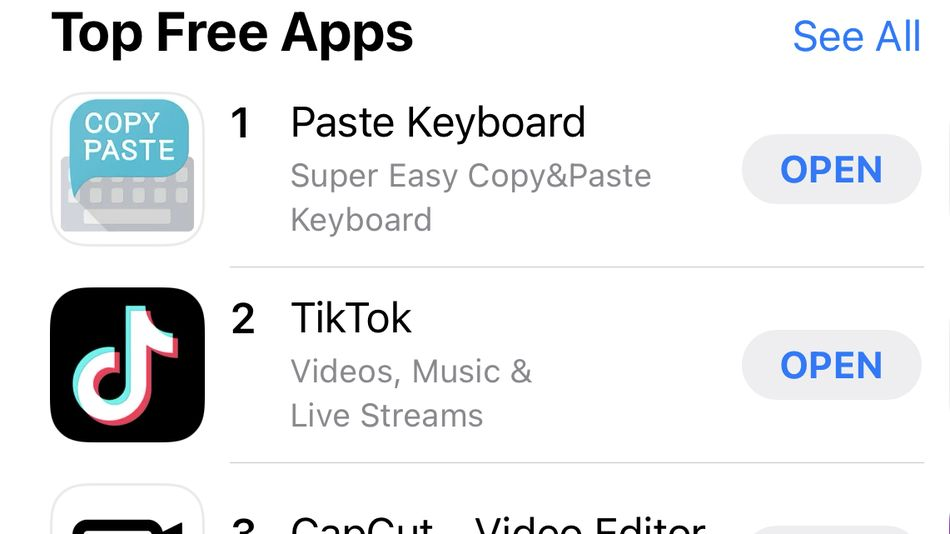 move-over,-tiktok-paste-keyboard-tops-the-app-store.
