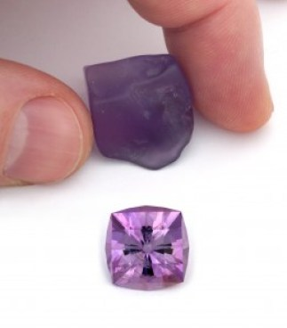 yield in faceting