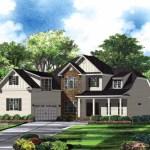 1201 Champions Pointe Drive – Treyburn Lot 43