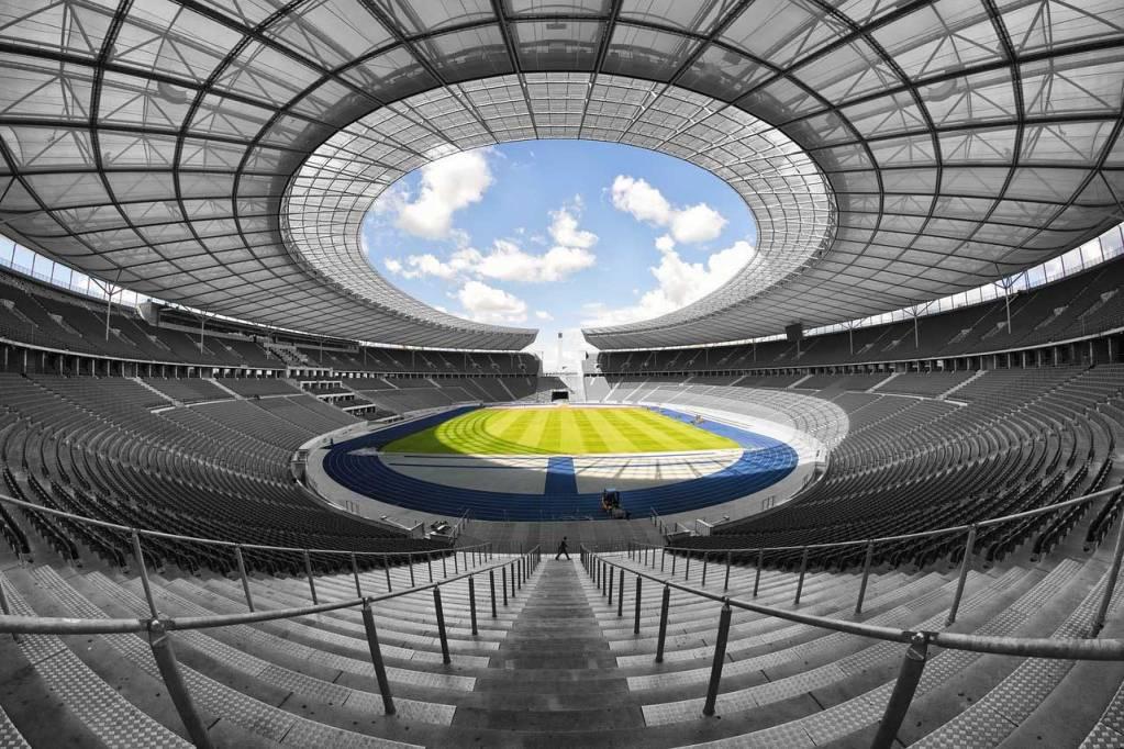 Ines J.Pedras GemStones architecture stadium