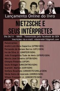 Lançamento: Nietzsche e seus intérpretes