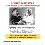 SEGUNDO ZARATUSTRA: Estilo, Religião, Moral, Dionisíaco e Formação
