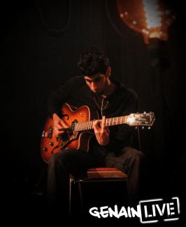 diouma - guitare