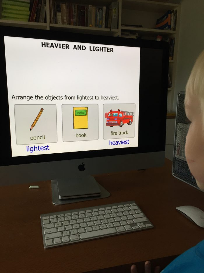 Using CTCMath for Summer Early Math Practice
